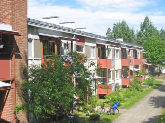 Квартира в Лаппеенранте, Финляндия, 57.5 м2 - фото 1