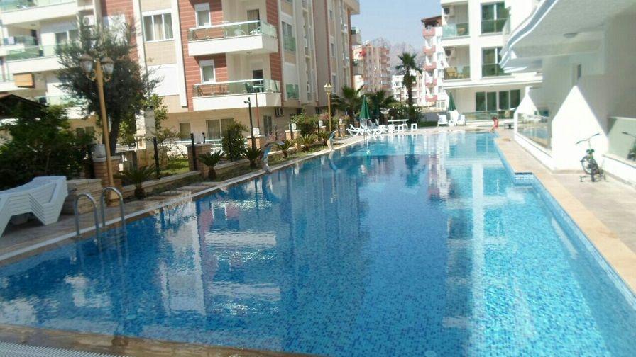 Апартаменты в Анталии, Турция, 65 м2 - фото 1