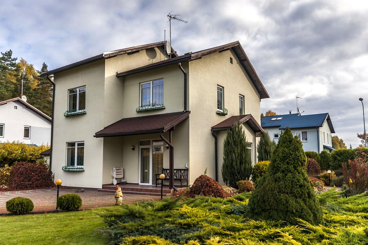 Дом в Бабитском крае, Латвия, 1481 м2 - фото 1