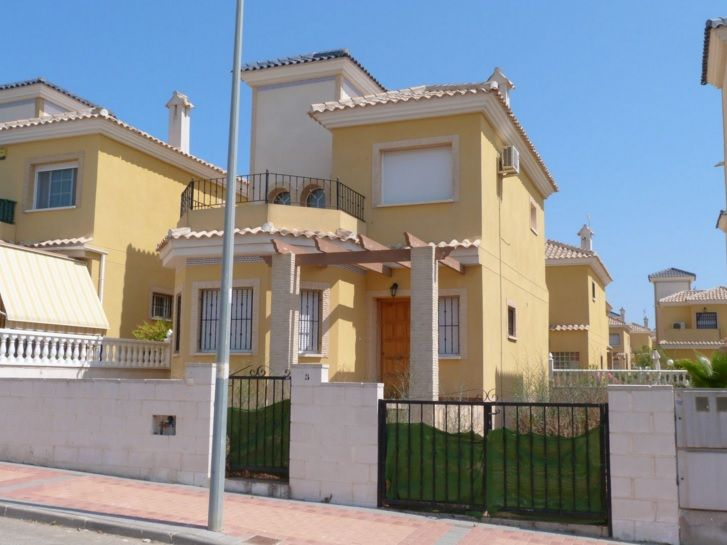 Дом в Альгорфе, Испания, 93 м2 - фото 1