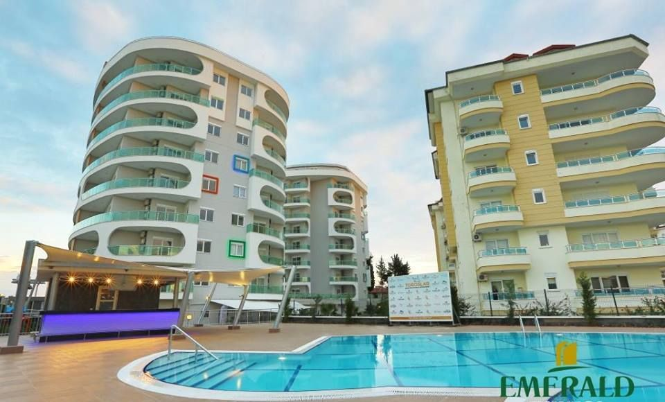Квартира в Аланье, Турция, 50.5 м2 - фото 1