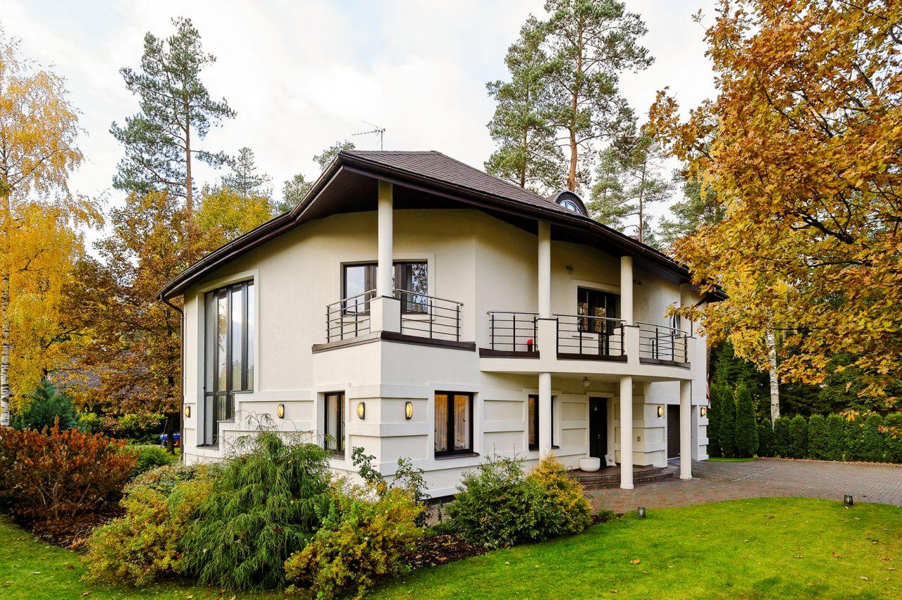 Дом в Гаркалнском крае, Латвия, 1850 м2 - фото 1