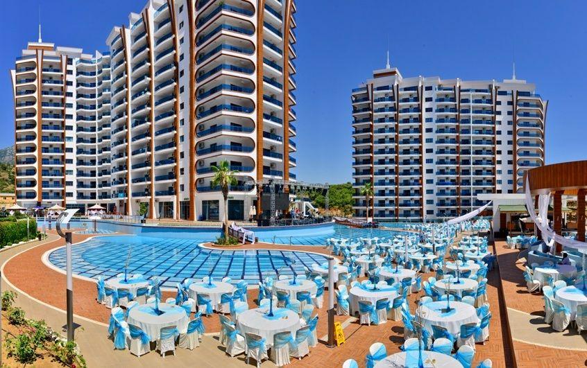 Апартаменты в Аланье, Турция, 126 м2 - фото 1