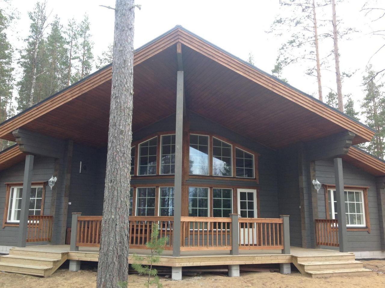 Коттедж в Савонлинне, Финляндия, 106.5 м2 - фото 1
