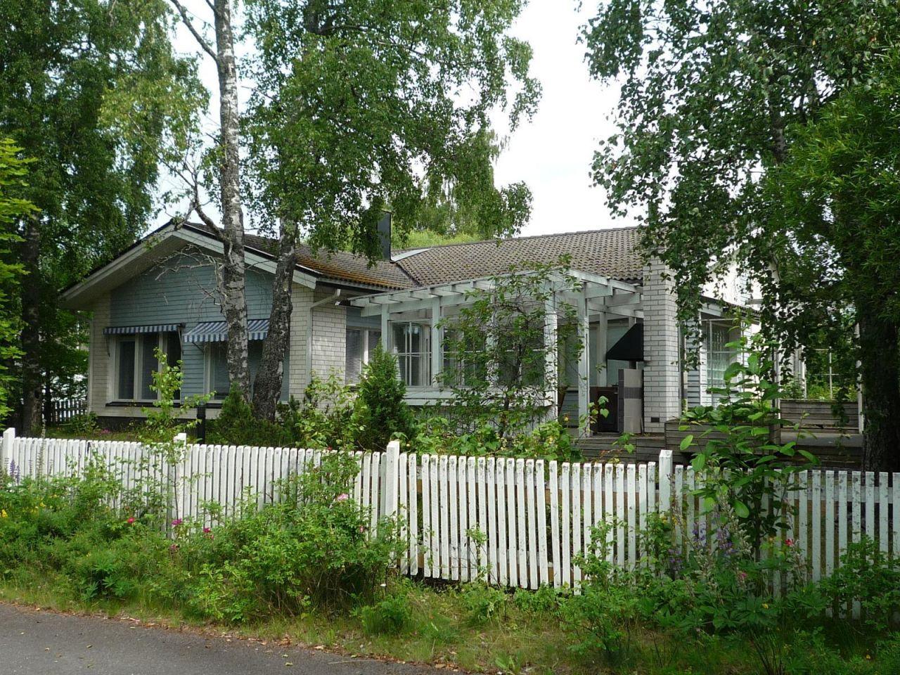 Коттедж в Лаппеенранте, Финляндия, 208 м2 - фото 1
