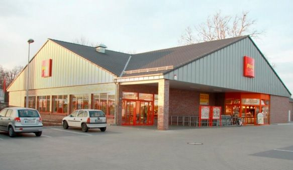 Магазин в Саксонии-Анхальт, Германия, 1528 м2 - фото 1
