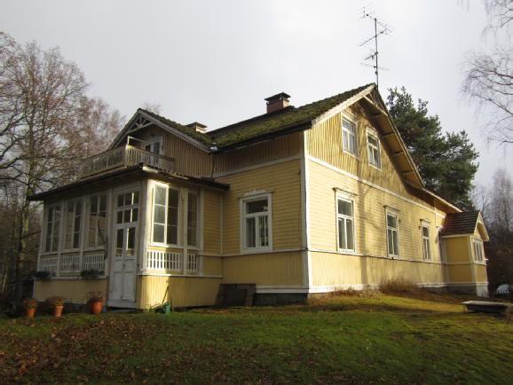 Вилла в Лаппеенранте, Финляндия, 290 м2 - фото 1