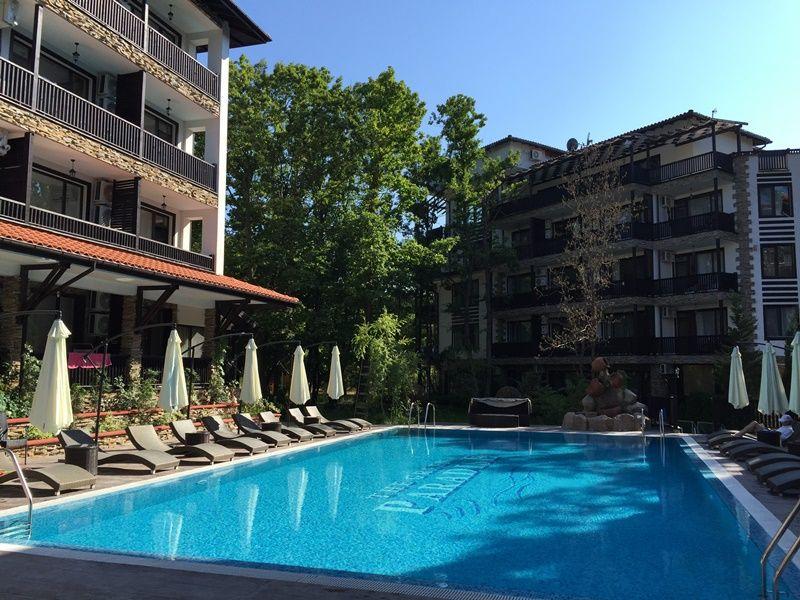 Квартира в Приморско, Болгария, 36.5 м2 - фото 7