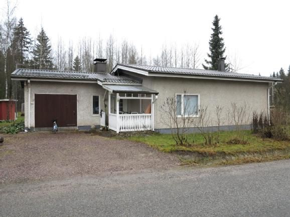 Дом в Иматре, Финляндия, 1300 м2 - фото 1