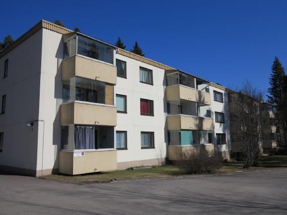 Квартира в Иматре, Финляндия, 32 м2 - фото 1