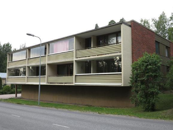 Квартира в Иматре, Финляндия, 48.5 м2 - фото 1