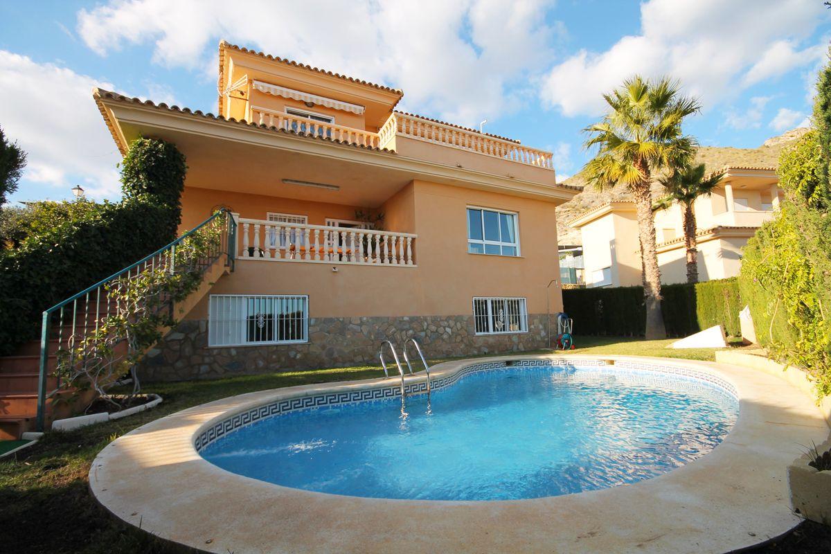 Купить дом в испании бенидорме