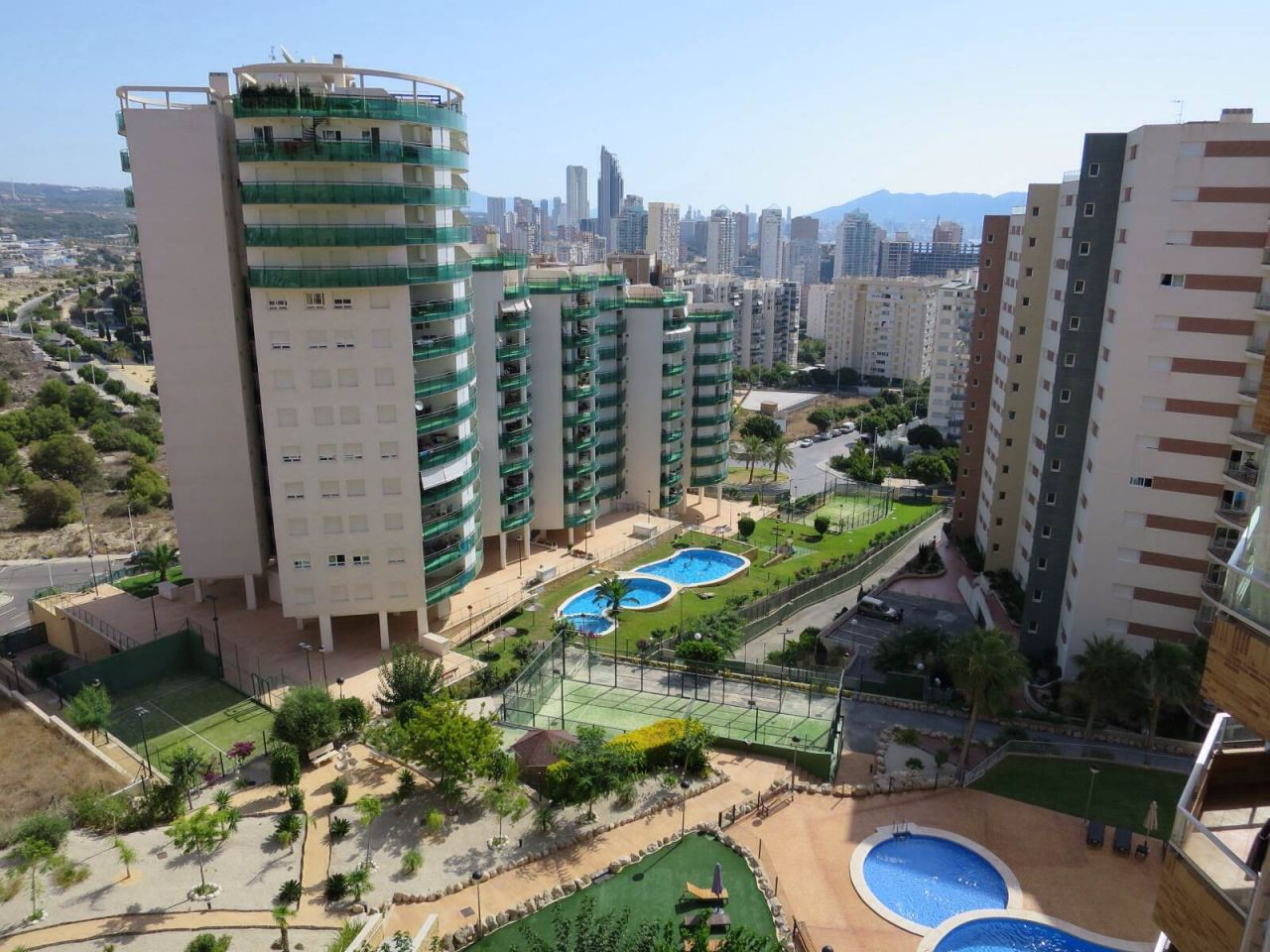 Недвижимость бенидорм испания купить квартиру