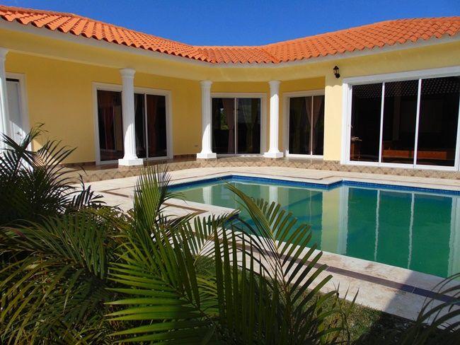 Вилла в Сосуа, Доминиканская Республика, 505 м2 - фото 1