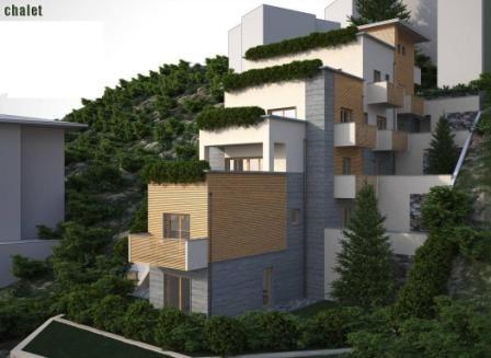 Апартаменты у озера Комо, Италия, 47 м2 - фото 1
