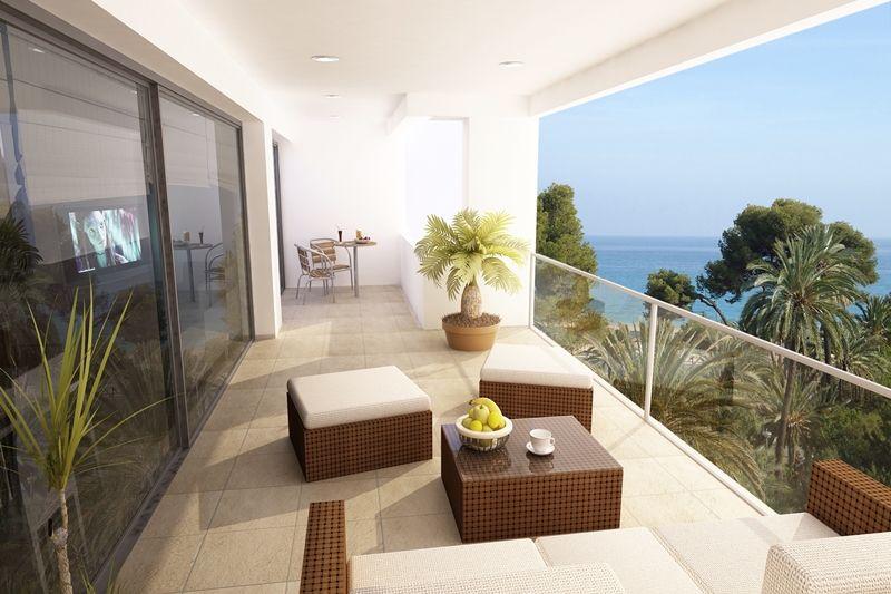 Апартаменты на Коста-Бланка, Испания, 101 м2 - фото 1