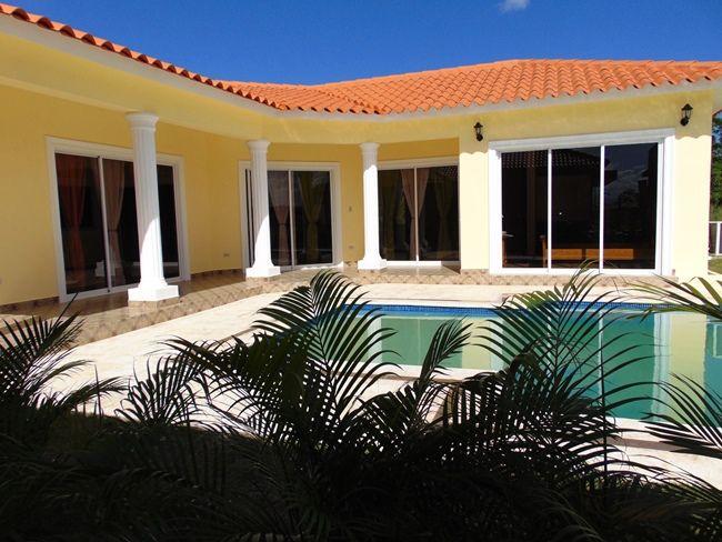 Дом в Сосуа, Доминиканская Республика, 550 м2 - фото 1
