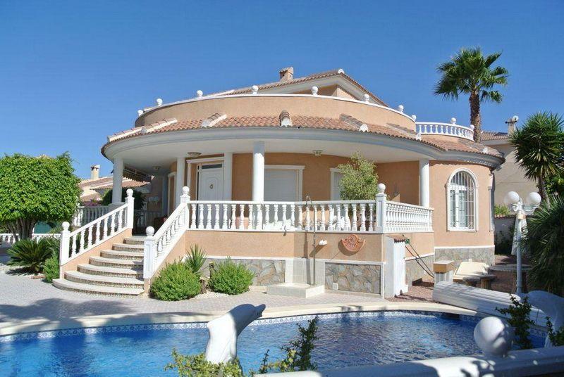 Испания дома в деревнях