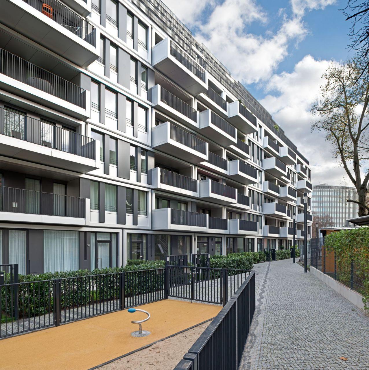 Квартира в Берлине, Германия, 116 м2 - фото 1