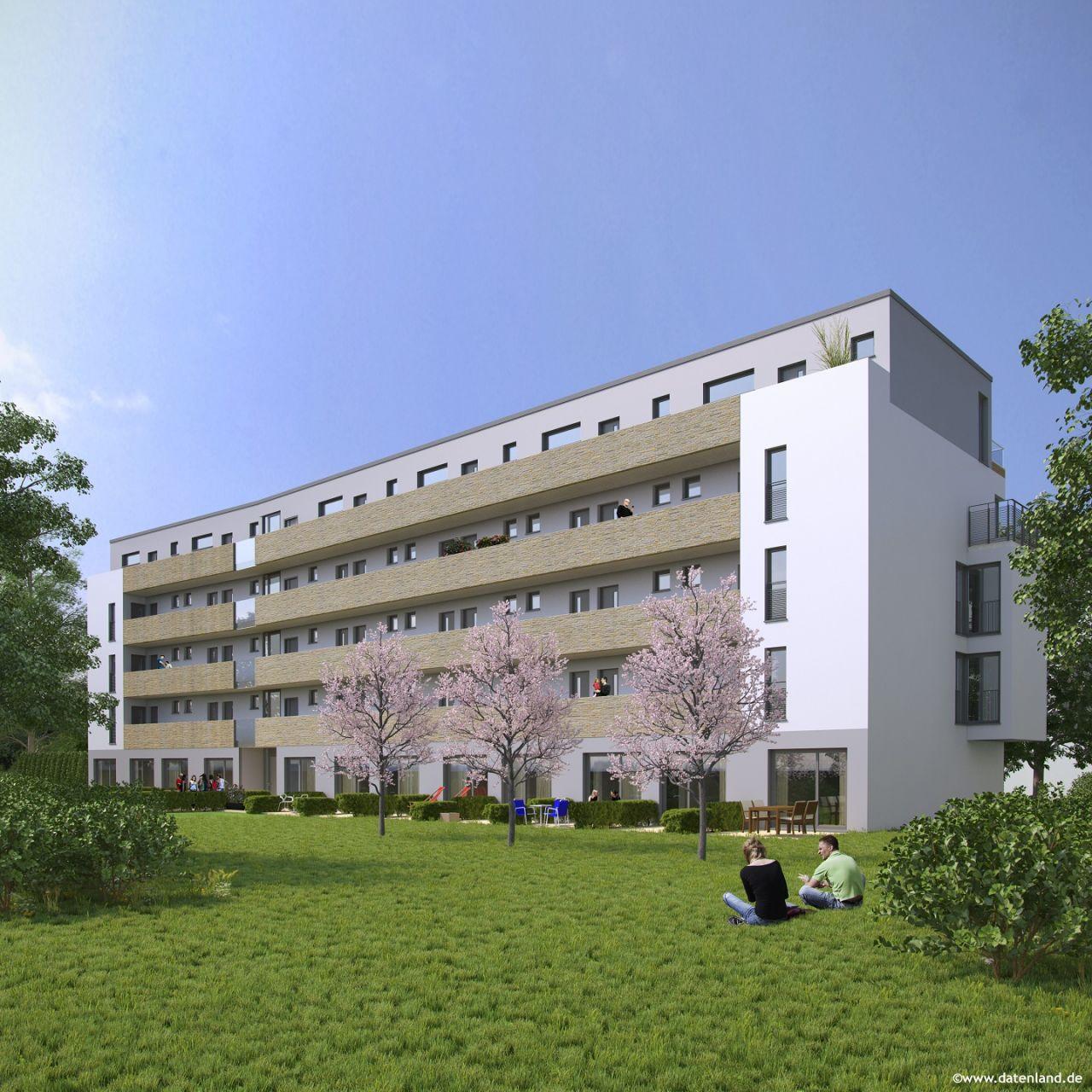 Квартира в Берлине, Германия, 32 м2 - фото 1