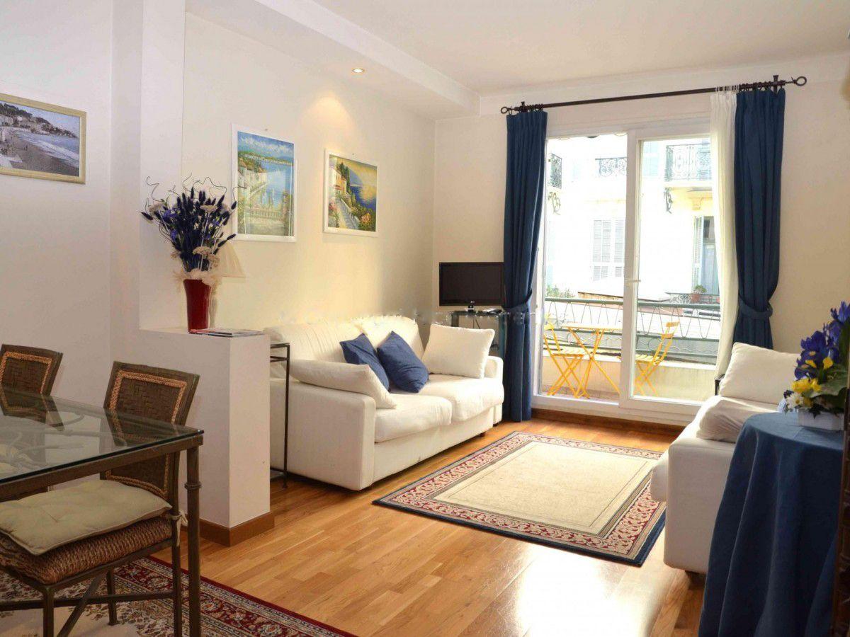 Апартаменты в Ницце, Франция, 61 м2 - фото 1