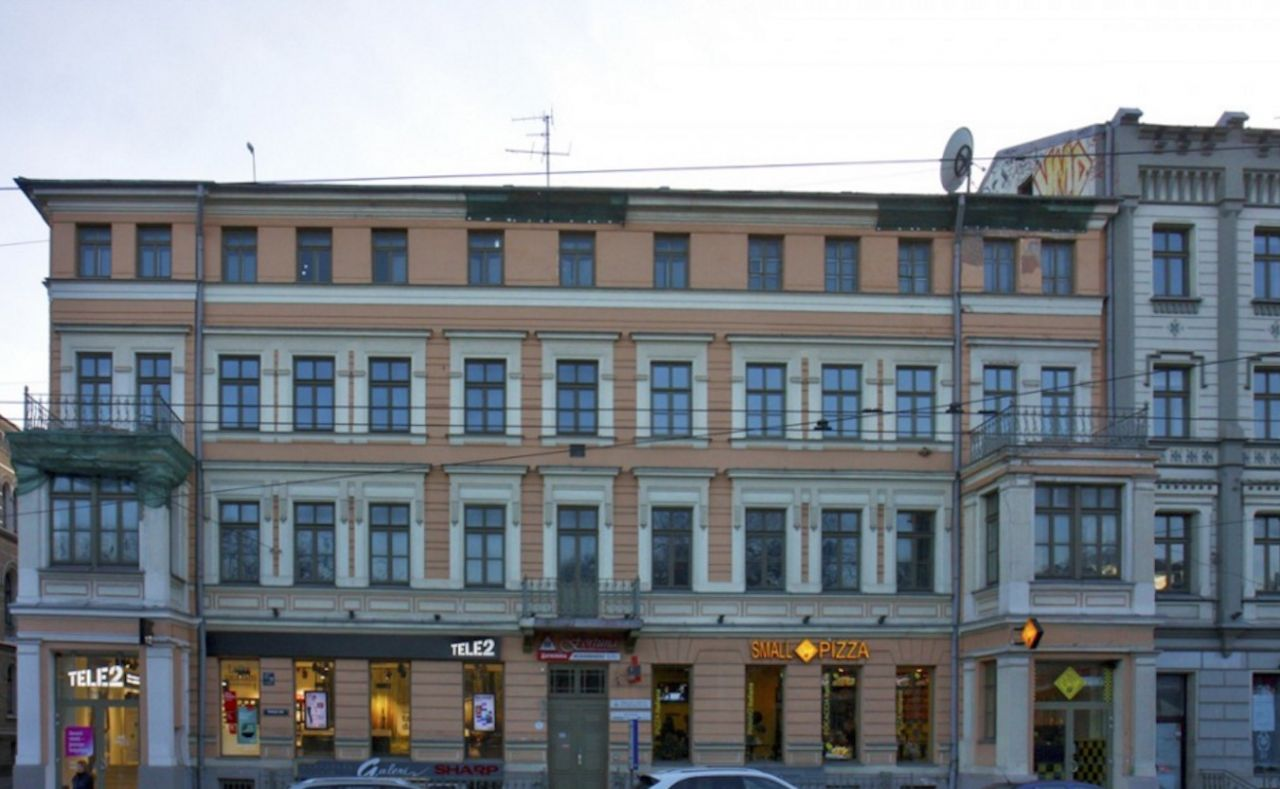 Квартира в Риге, Латвия, 70.4 м2 - фото 1