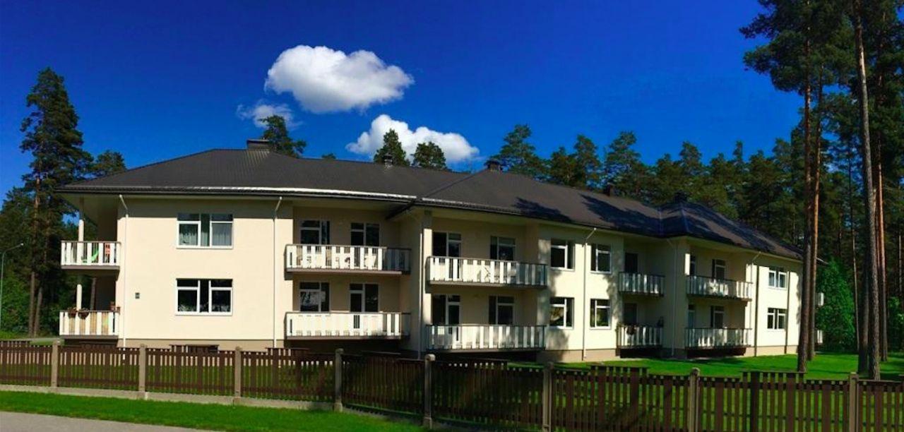 Квартира в Риге, Латвия, 100.7 м2 - фото 1