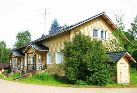Отель, гостиница в Лаппеенранте, Финляндия, 600 м2 - фото 1