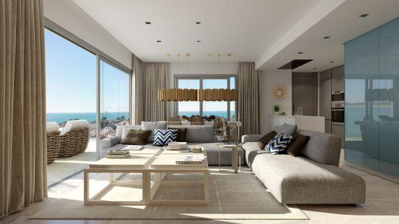 Апартаменты на Коста-Бланка, Испания, 180 м2 - фото 1
