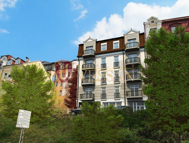 Апартаменты в Марианске-Лазне, Чехия, 34 м2 - фото 1