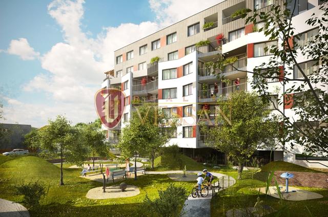 Апартаменты в Праге, Чехия, 36 м2 - фото 1
