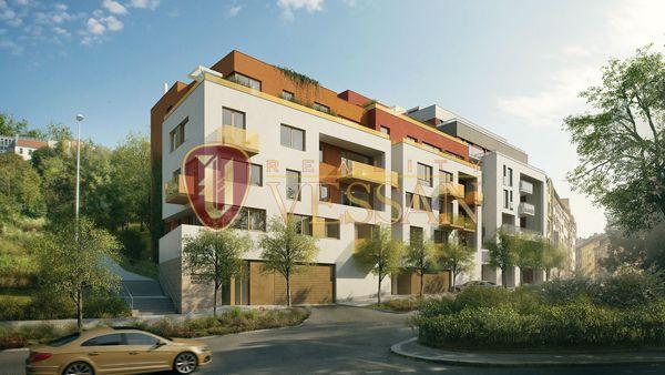 Апартаменты в Праге, Чехия, 98 м2 - фото 1
