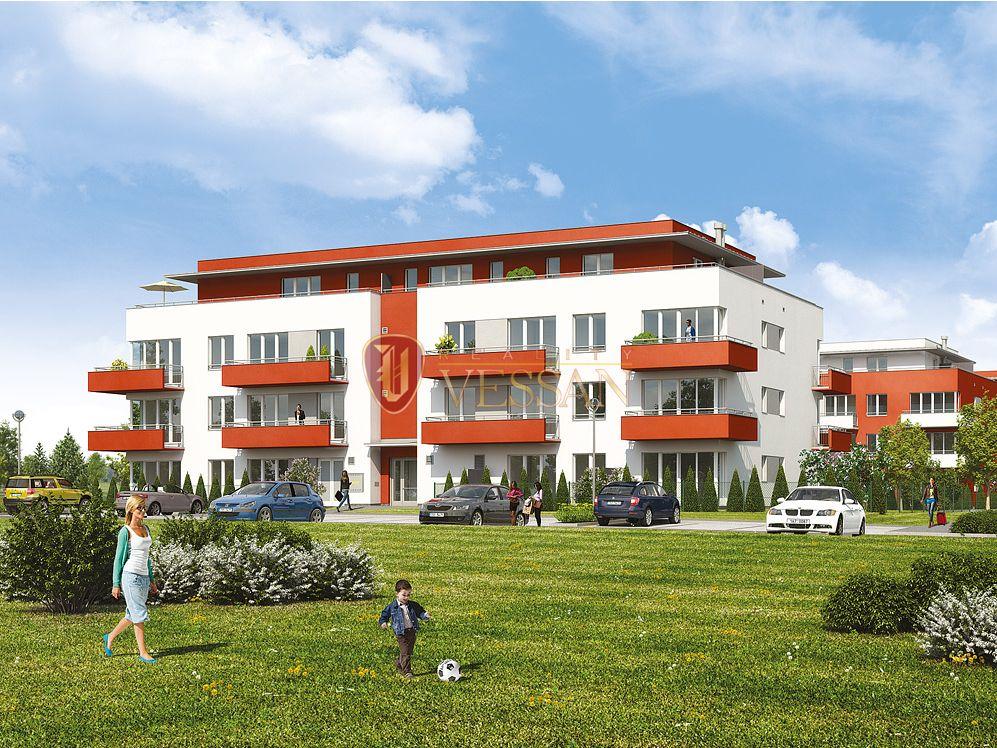 Апартаменты в Праге, Чехия, 38 м2 - фото 1