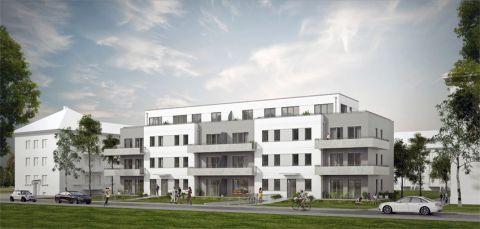 Доходный дом в Берлине, Германия, 1509 м2 - фото 1