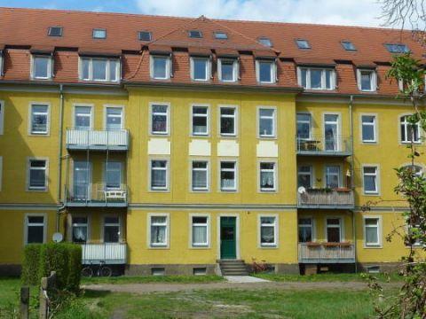 Квартира в Дрездене, Германия, 40 м2 - фото 1