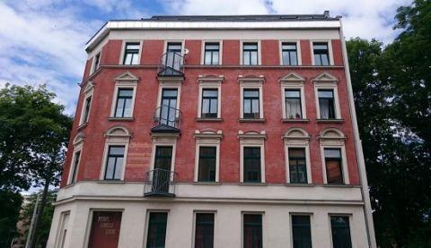 Квартира в Лейпциге, Германия, 45 м2 - фото 1