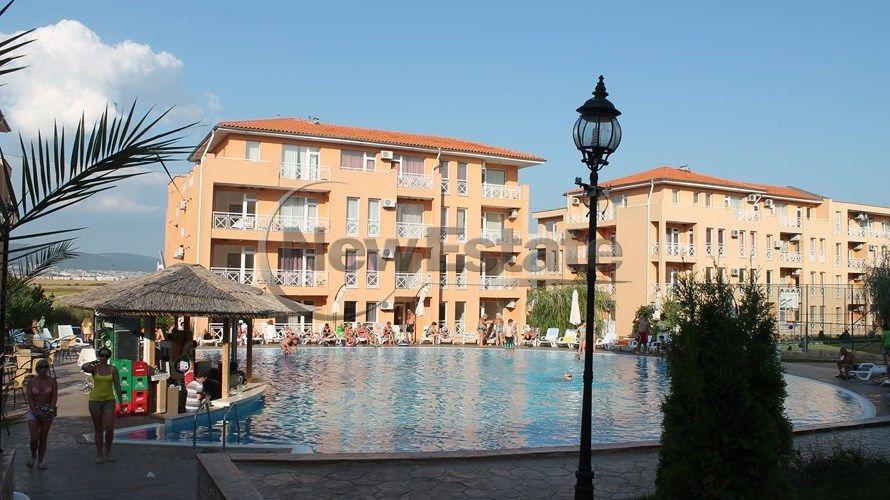 Квартира на Солнечном берегу, Болгария, 64 м2 - фото 1