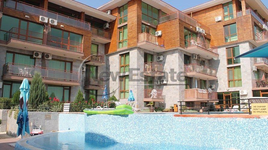 Квартира в Кошарице, Болгария, 99 м2 - фото 1