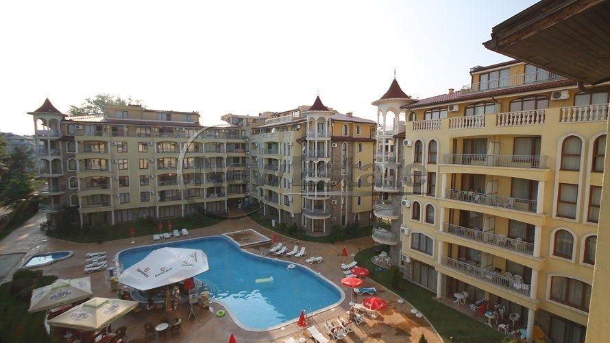 Квартира на Солнечном берегу, Болгария, 61 м2 - фото 1