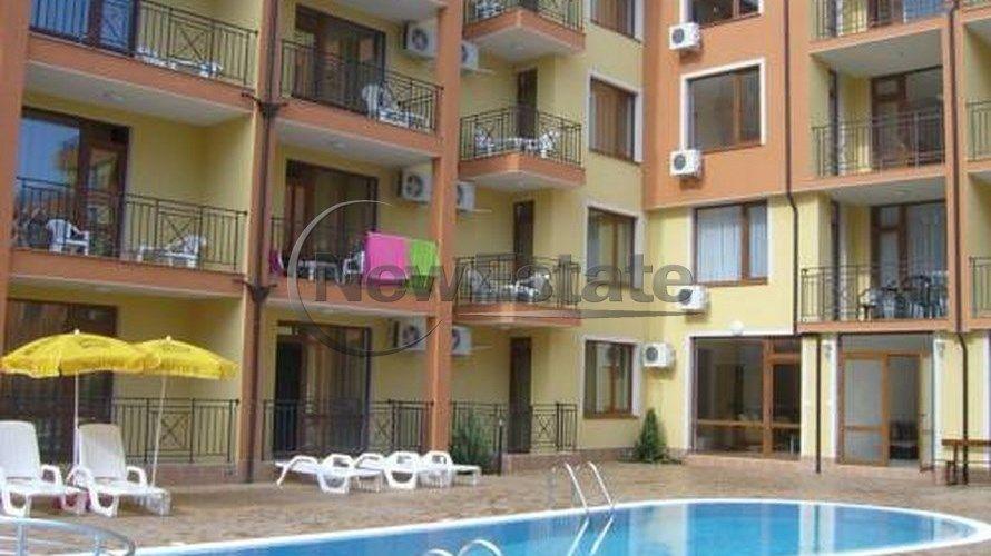 Квартира в Святом Власе, Болгария, 60 м2 - фото 1