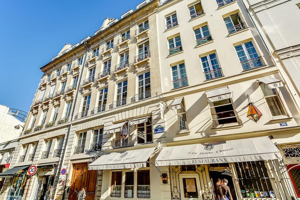 Апартаменты в Париже, Франция, 54 м2 - фото 1