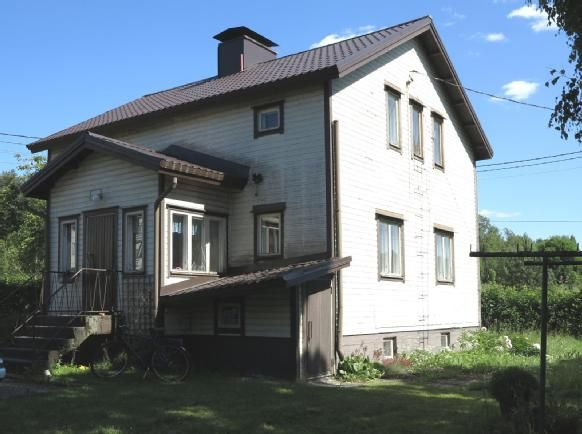Дом в Иматре, Финляндия, 100 м2 - фото 1