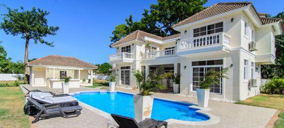 Вилла в Сосуа, Доминиканская Республика, 1384 м2 - фото 1