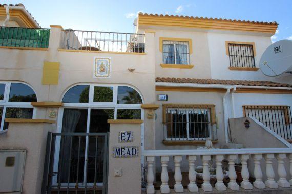 Дом в Ориуэла Коста, Испания, 80 м2 - фото 1