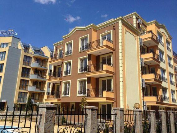 Апартаменты на Солнечном берегу, Болгария, 39.99 м2 - фото 1