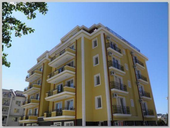 Апартаменты на Солнечном берегу, Болгария, 33.49 м2 - фото 1
