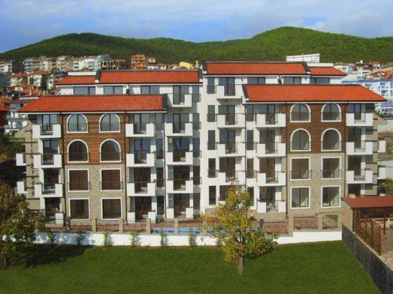 Апартаменты в Святом Власе, Болгария, 46.69 м2 - фото 1