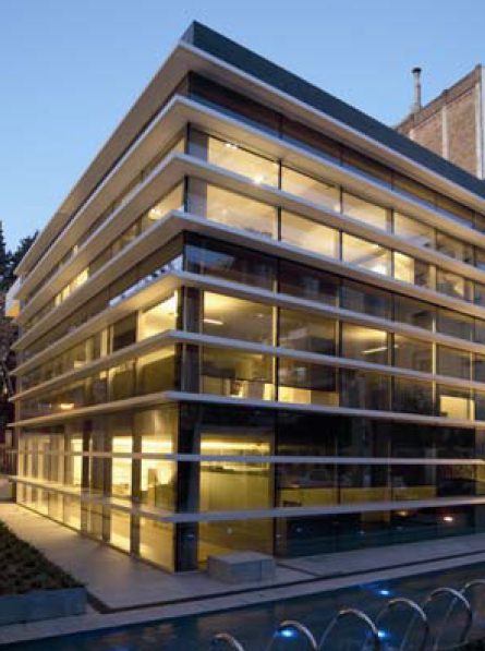 Инвестиционный проект в Барселоне, Испания, 1000 м2 - фото 1
