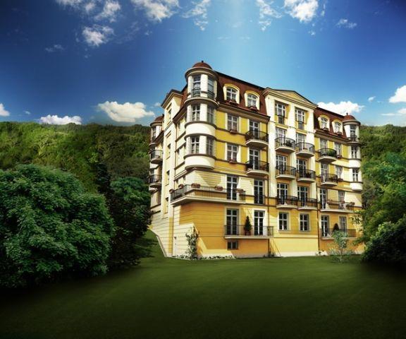 Квартира в Марианске-Лазне, Чехия, 37 м2 - фото 1
