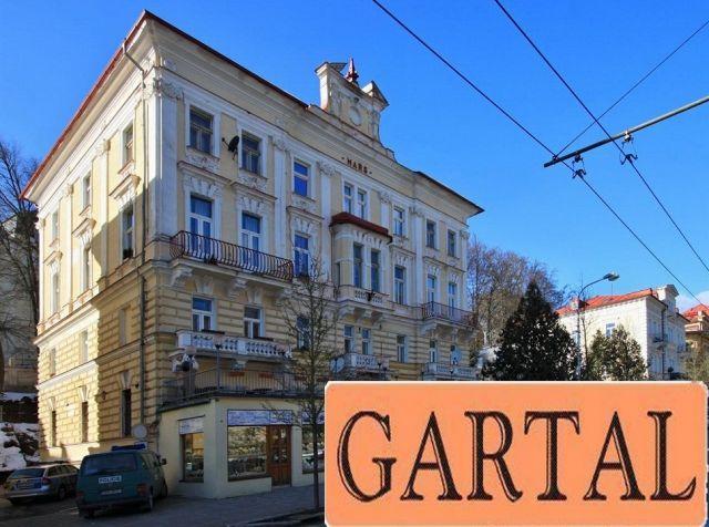 Квартира в Марианске-Лазне, Чехия, 115 м2 - фото 1